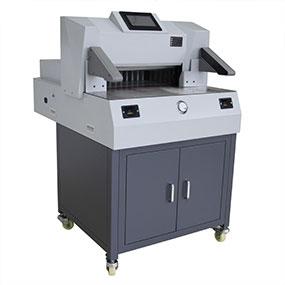 程控液压切纸机