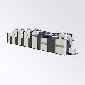 轻型胶印机