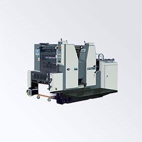 小型胶印机